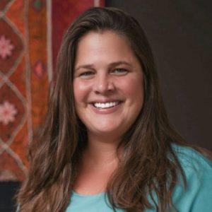 headshot of staff member, Stephanie Schalk-Zaitsev