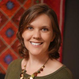headshot of staff member, Laurie Segel-Moss