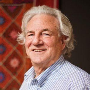 headshot of staff member, Tom Lent