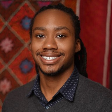 headshot of staff member, Dawit Blackwell