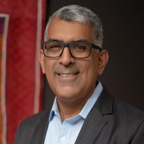 headshot of staff member, Omar Khan