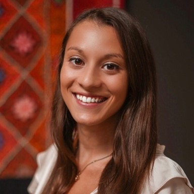 headshot of staff member, Emily LoPiccolo