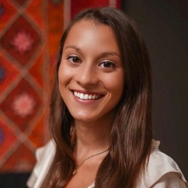 headshot of staff member, Emily LoPiccolo
