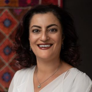 headshot of staff member, Shereen Abdelaaty