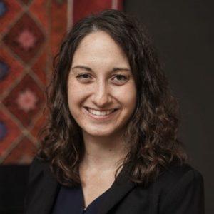 headshot of staff member, Shira Babow